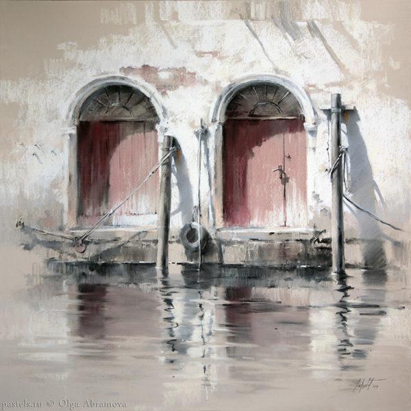 Venice  90×90. 2014
