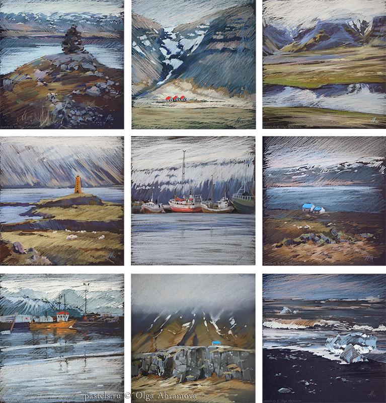 Iceland 32x31x9. 2015