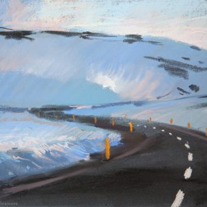 Исландия. Дороги 1 Iceland. Roads 1 21×31. 2014