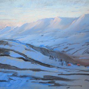 Исландия. Дороги 2 Iceland. Roads 2 21×31. 2014