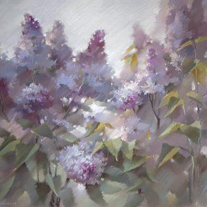 Сирень Lilac 60×80. 2014