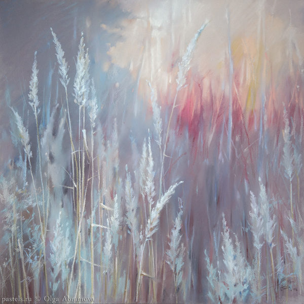 Подлесок Undergrowth 50×50. 2016