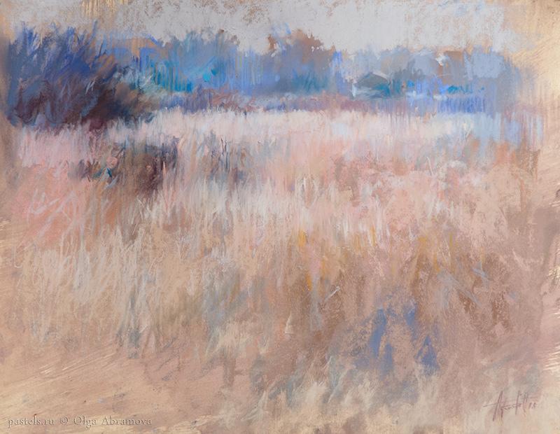 Straw mist 34×44. 2018.jpg