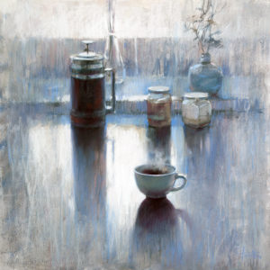 Winter Breakfast 70×70. 2018