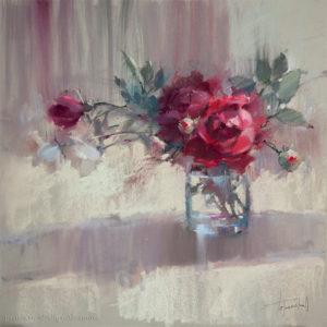 Rose Hip 2 50×50. 2019