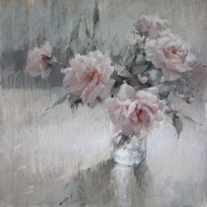 Обманчивый розовый 50×50. 2020